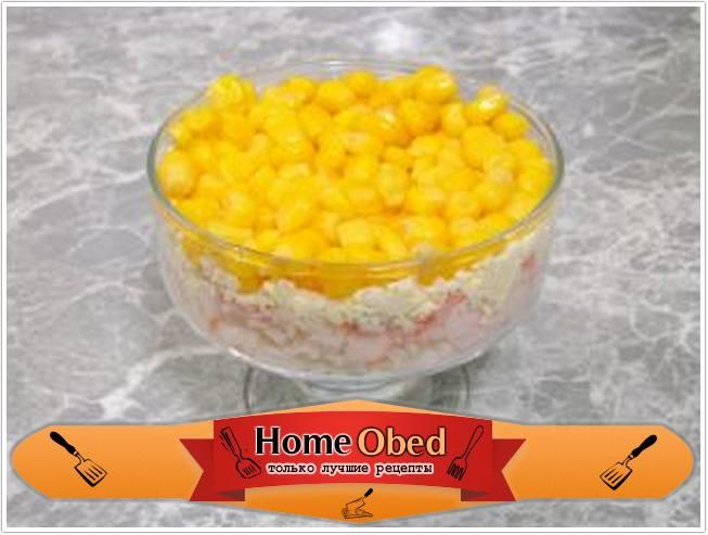 салат семга рецепт пошаговое фото