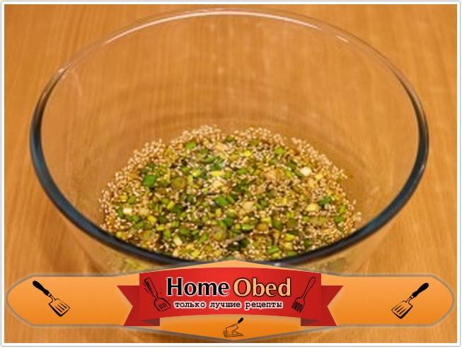 Рецепт лука в соевом соусе