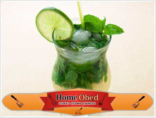 алкогольный мохито рецепт приготовления